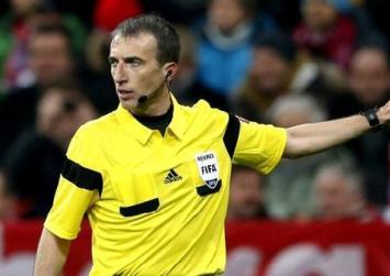 Ο Ισπανός Μπορμπαλάν , διαιτητής του τελικού κυπέλλου ΠΑΟΚ-ΑΕΚ