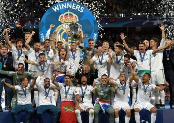 Πρωταθλήτρια Ευρώπης και πάλι η ΡΕΑΛ , 3-1 την Λιβερπούλ στο Κίεβο