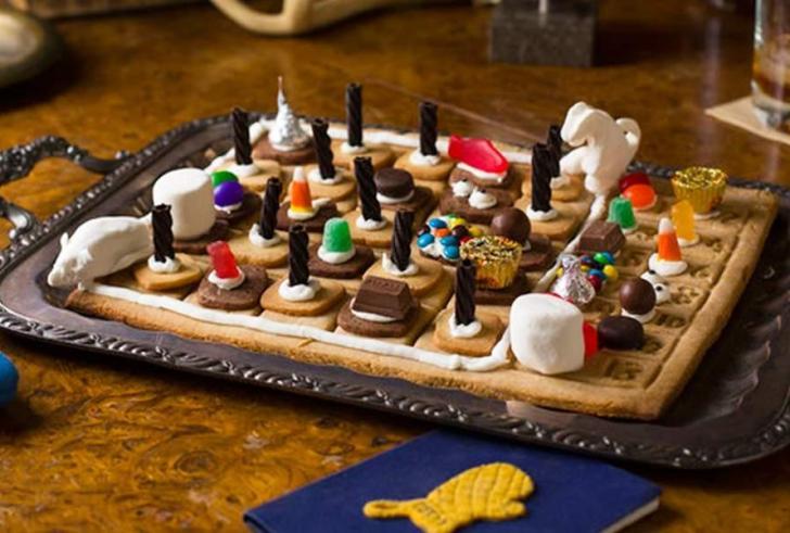 Καλή όρεξη, με επιτραπέζια παιχνίδια… που τρώγονται!