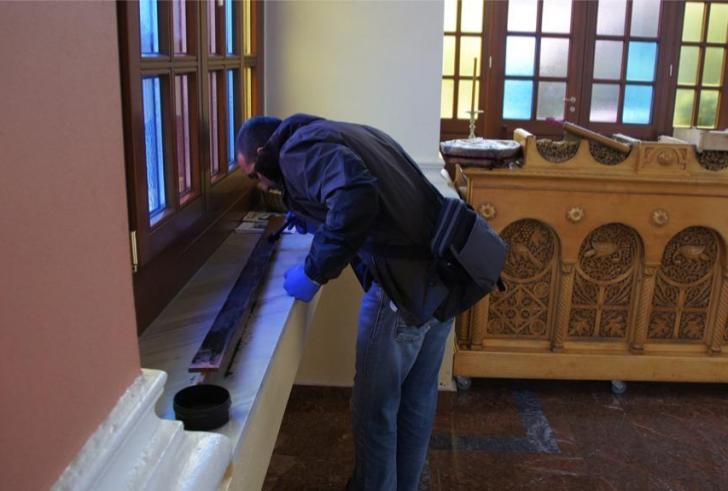 Κρήτη: Έκλεψε εκκλησία αλλά… δεν πήγε μακριά!