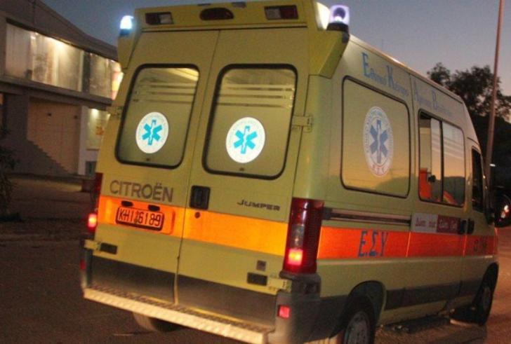 Ηράκλειο: Ταυτοποιήθηκε ο νεκρός που βρέθηκε στη μέση του δρόμου