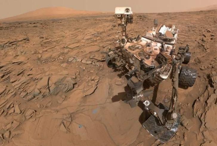 Oργανικές ουσίες βρέθηκαν στον Άρη – Ένδειξη για ύπαρξη ζωής