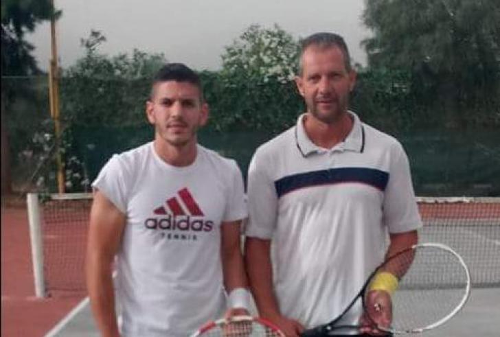 Πάγιος Νο 1, νικητής του ανοικτού τουρνουά τένις