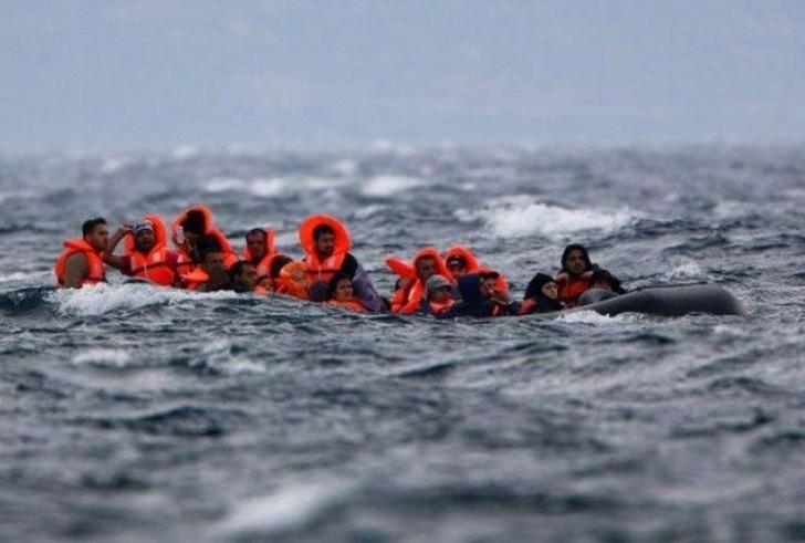 Ναυάγιο με 6 νεκρούς πρόσφυγες ανοιχτά της Λέσβου