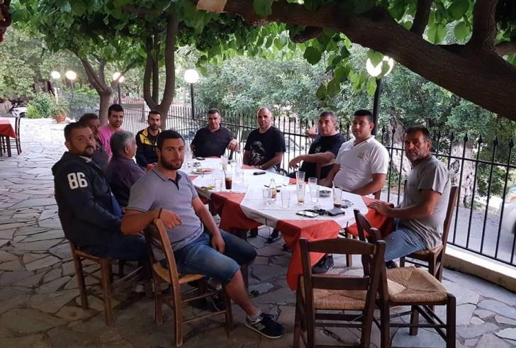 Σε πολύ καλό κλίμα η πρώτη συνάντηση του νέου ΔΣ του Α.Ο Ζαρού, με το νέο προπονητή Δημήτρη Κόκκινο