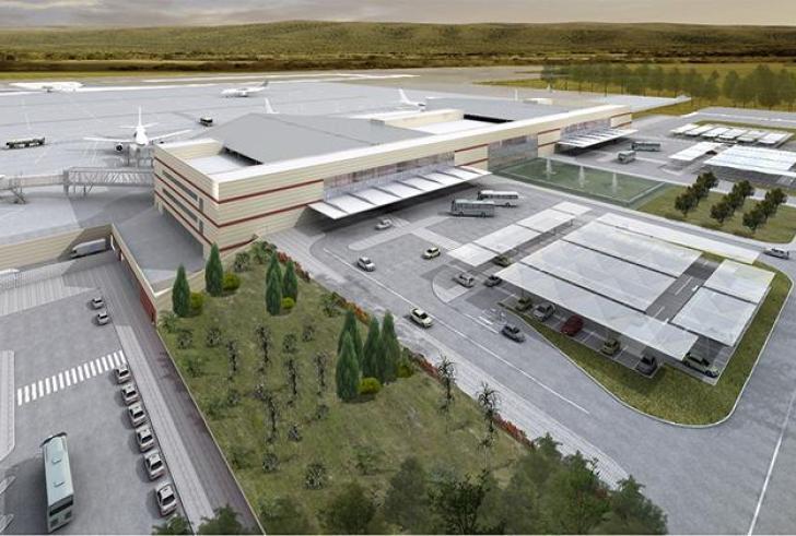 Τι αναφέρει η αναθεωρημένη μελέτη για το αεροδρόμιο Καστελλίου;
