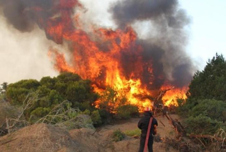 Συναγερμός από μεγάλη φωτιά μαίνεται που στο Λασίθι – Ταυτόχρονα μέτωπα πυρκαγιάς σε Πεύκους και Αχλάδια