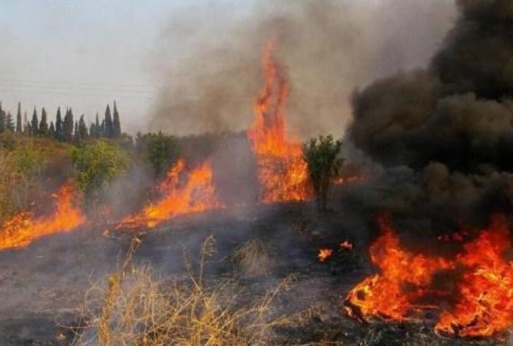 Σε πύρινο κλοιό το Αμάρι-ξέσπασε νέα πυρκαγιά