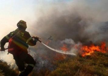 Λασίθι: Πολύ υψηλός κίνδυνος πυρκαγιάς σήμερα