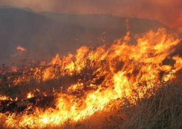 Συναγερμός στην πυροσβεστική για φωτιά στα Χανιά