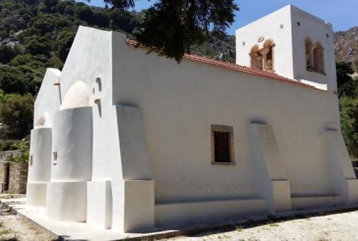 «Ιστορικό Περπάτημα στην Ιερά Μονή Αγίου Γεωργίου του Βραχασώτη»