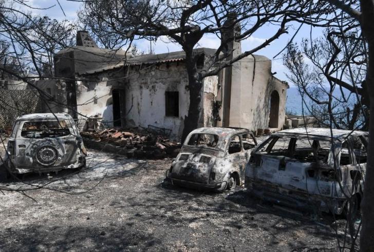 """Πόρισμα """"φωτιά"""" για την τραγωδία στο Μάτι-υπήρχε χρόνος για εκκένωση"""