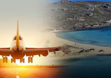 Από τον τουρισμό περίπου το μισό ΑΕΠ της Κρήτης