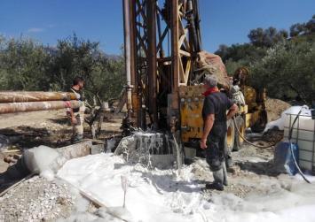 Την Τρίτη 2 Απριλίου ο διαγωνισμός για τις υδρευτικές γεωτρήσεις σε Ασήμι και Γκαγκάλες