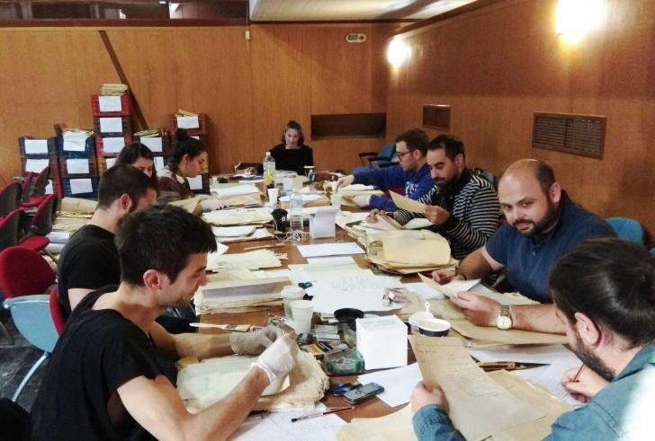 Ξεκίνησε η καταγραφή διάσωση του πολύτιμου ιστορικού αρχείου του Δήμου Οροπεδίου