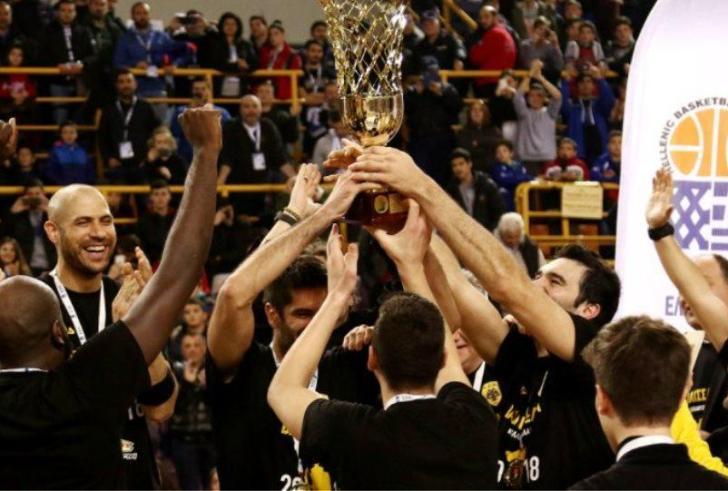 Στο Ηράκλειο και φέτος ο τελικός κυπέλλου μπάσκετ!