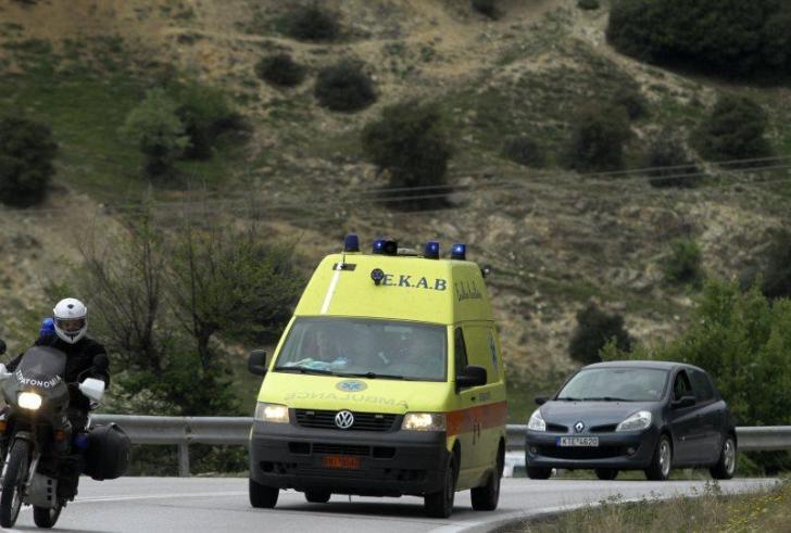 Εκτροπή αυτοκινήτου με τραυματισμό τεσσάρων γυναικών