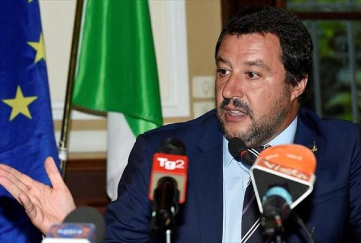 Σαλβίνι: Η Ιταλία δεν θα έχει την ίδια μοίρα με την Ελλάδα