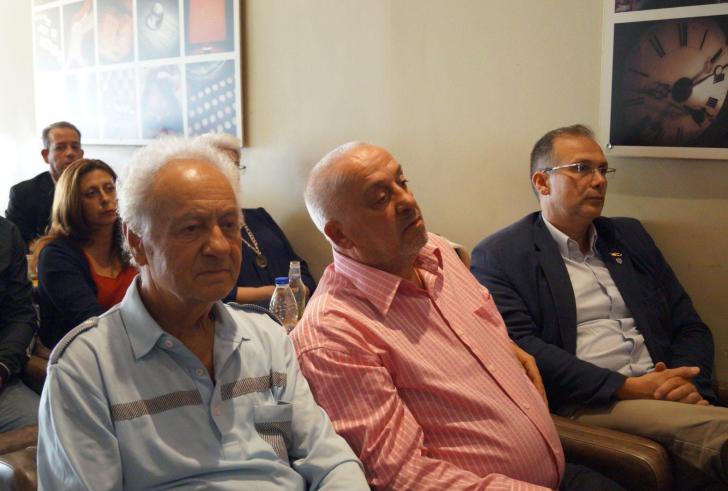 Υποψήφιος με τους ΑΝΕΛ και ο Μιχάλης Κοτζάκης
