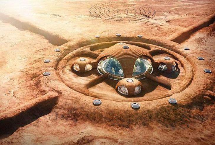 Με πολυτέλεια και ανέσεις θα ζουν οι πρώτοι άνθρωποι στον Άρη!