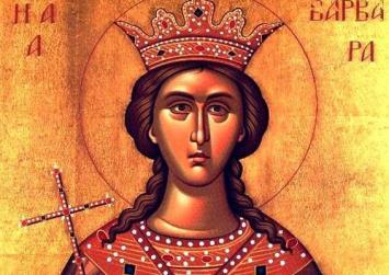Αγία Βαρβάρα: Χρόνια πολλά και…Mέλι και γάλα στη στράτα της