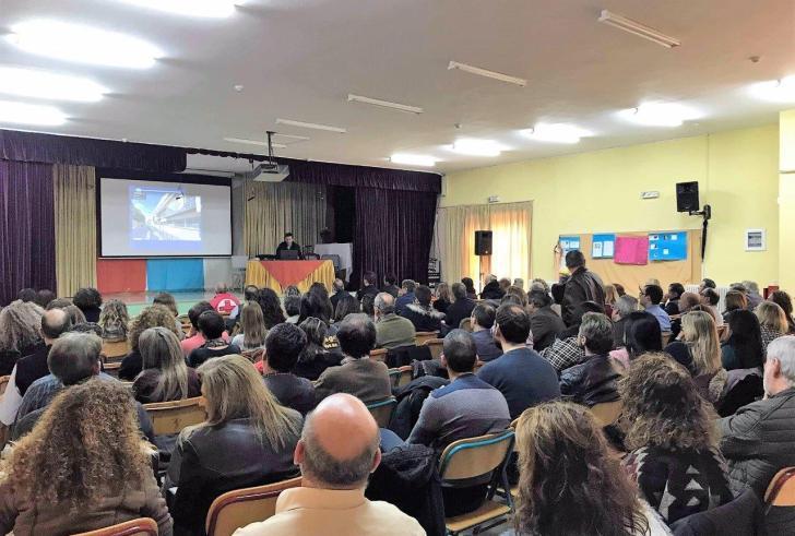 Αναγκαίο το Παγκρήτιο πρόγραμμα για την πολιτική προστασία σε σχολεία της Κρήτης