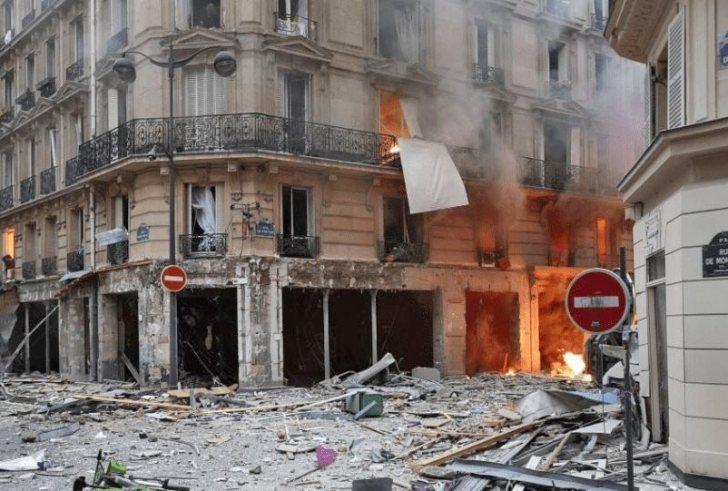 Ισχυρή έκρηξη στο Παρίσι με νεκρούς και τραυματίες