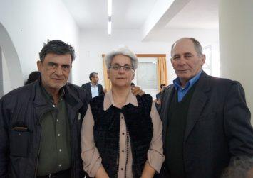 Σε ρόλο οικοδέσποινας η Μαρία Δαριβιανάκη στο Πνευματικό Κέντρο Αγίων Δέκα
