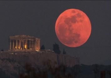 Έρχεται αύριο Τρίτη η δεύτερη υπερ-Σελήνη του 2019