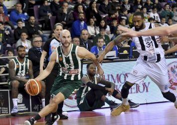 Κυπελλούχος στο μπάσκετ ο Παναθηναϊκός-υπερίσχυσε 79-73 του ΠΑΟΚ