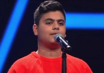The Voice: Ο 15χρονος Ελληνας που αποθεώθηκε στη Γερμανία