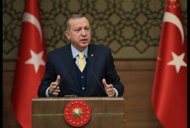 Ερντογάν: Προχωράμε σε νέες γεωτρήσεις στη Μεσόγειο