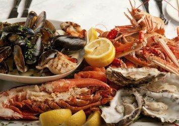 Σαρακοστιανό τραπέζι: Τα θαλασσινά, η θρεπτική τους αξία και η χοληστερίνη