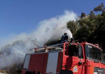 """""""Αναγκαία και επιτακτική η αναβάθμιση του Πυροσβεστικού Κλιμακίου Σπηλίου"""""""