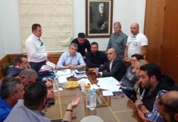 Παγκρήτια συνάντηση με τους εκπροσώπους των εκπαιδευτών υποψήφιων οδηγών