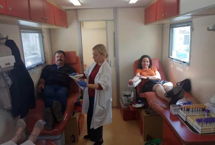 Αγία Βαρβάρα: Σε 10 χρόνια 30 αιμοδοσίες και 1012 φιάλες αίμα… (φώτο)