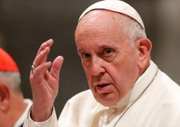 Πάπας Φραγκίσκος: Δωρεά 100.000 ευρώ για τους πρόσφυγες στην Ελλάδα