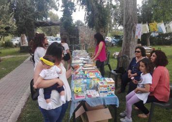 Με επιτυχία η 4η Έκθεση βιβλίου στην Λίμνη Ζαρού