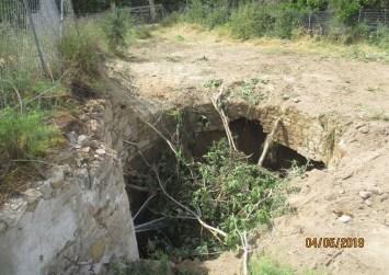 Κατέστρεψαν το Κοινοτικό πηγάδι Καμηλαρίου (φώτο)