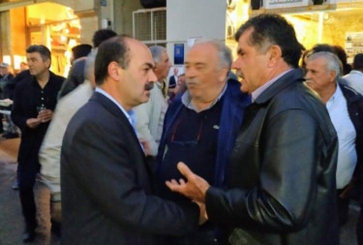 Εγκαίνια του εκλογικού κέντρου στις Μοίρες του Γιάννη Νικολακάκη