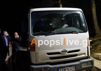 Σκηνές Άγριας Δύσης στο Ασήμι-πυροβόλησαν κατά του περιπολικού της Αστυνομίας