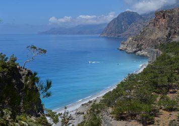 «Δώματα»…  Ένα μαγευτικό μέρος στην νότια Κρήτη