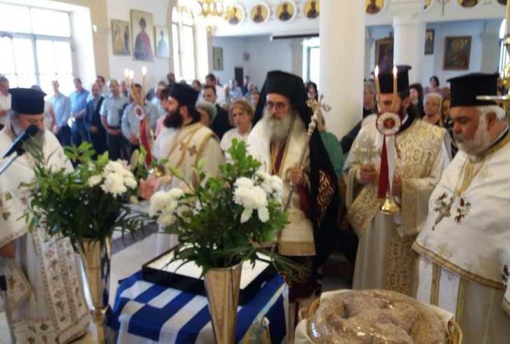 Οι Μοίρες τίμησαν τη μνήμη των «Δέκα Μαρτύρων»