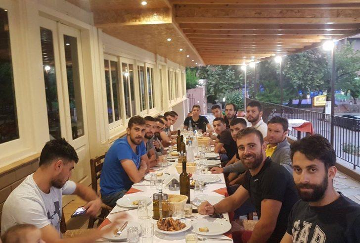"""Αθλητικός Όμιλος Ζαρού: Τραπέζι για """"καλό καλοκαίρι"""" και γενική συνέλευση για την νέα χρονία"""