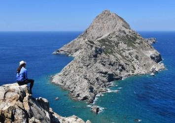 Παξιμάδια – Ανάβαση για πρώτη φορά στην κορυφή! (φώτο)