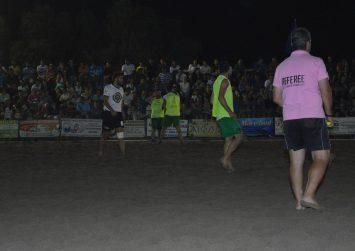 Τα αποτελέσματα της 1ης ημέρας του Beach Soccer στην Καταλυκή