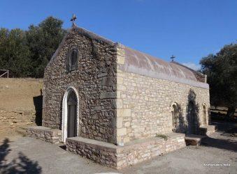 Ναός τηςΑγίας Μαρίνας στους Αγίους Δέκα