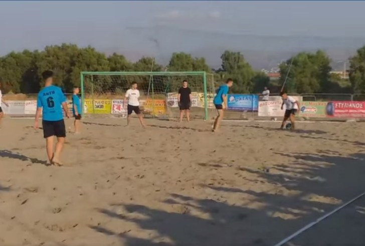 Beach Soccer Tυμπακίου: Γκόλ & θέαμα στην άμμο!