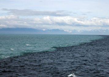 Εκεί που συναντιούνται Ατλαντικός και Ειρηνικός σε ένα απίθανο βίντεo