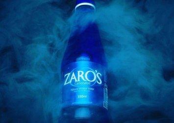 Το φυσικό μεταλλικό νερό ZARO'S βραβεύθηκε ως το κορυφαίο στην Κίνα